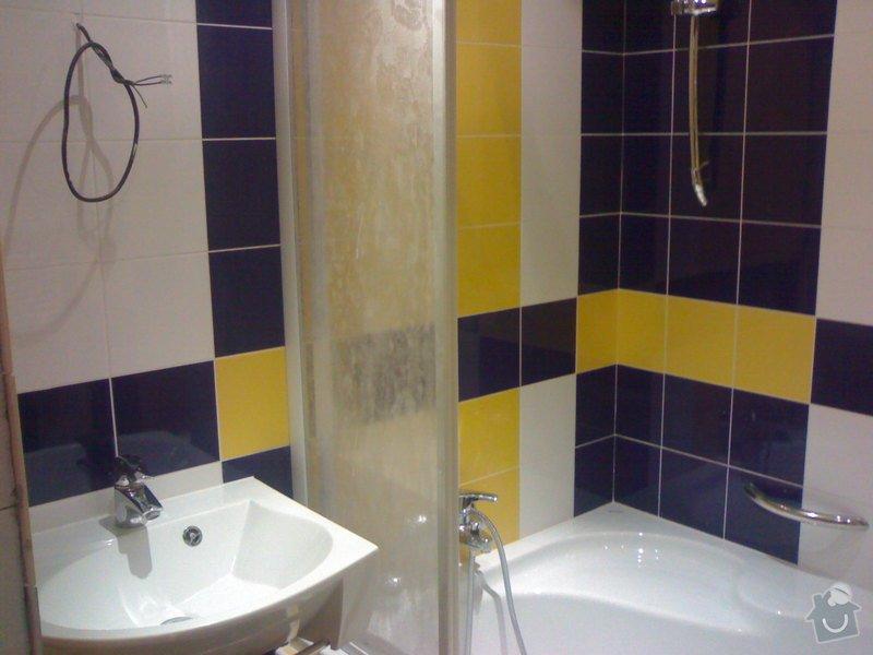 Rekonstrukce koupelny a Wc: 12112008039