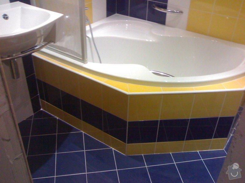 Rekonstrukce koupelny a Wc: 12112008040