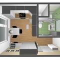 Rekonstrukce bytu 1 1 v brne bystrci var1 pohled1 2