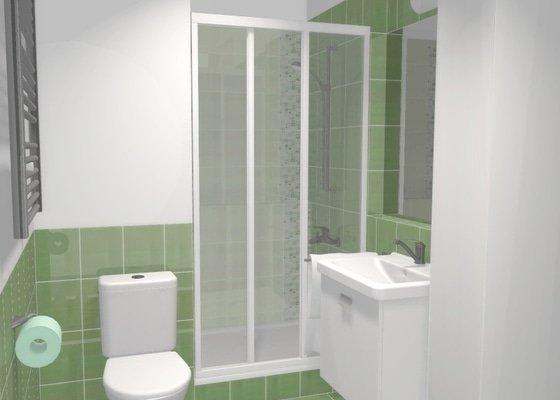 Rekonstrukce bytu 1+1 v Brně, Bystrci