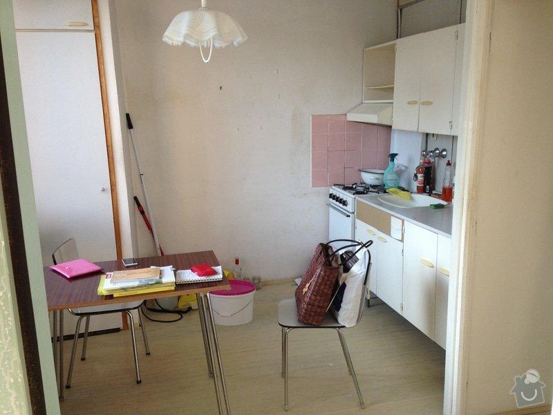 Rekonstrukce bytu 1+1 v Brně, Bystrci: 002_IMG_0321