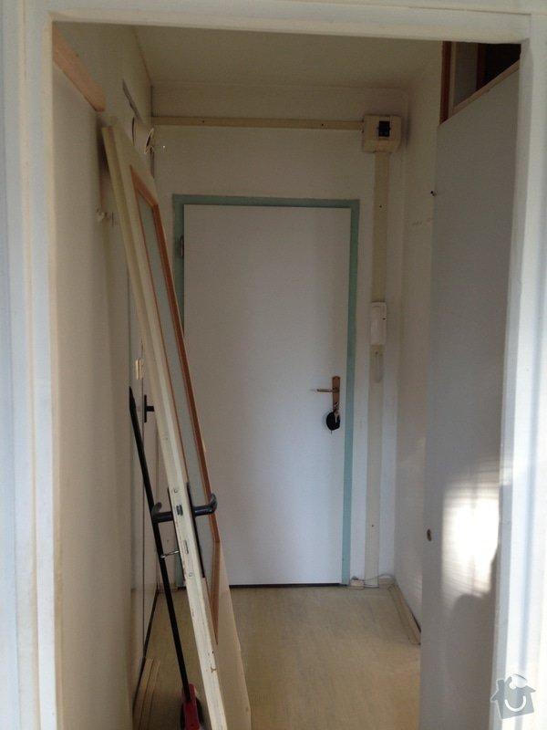Rekonstrukce bytu 1+1 v Brně, Bystrci: 002a_IMG_0326