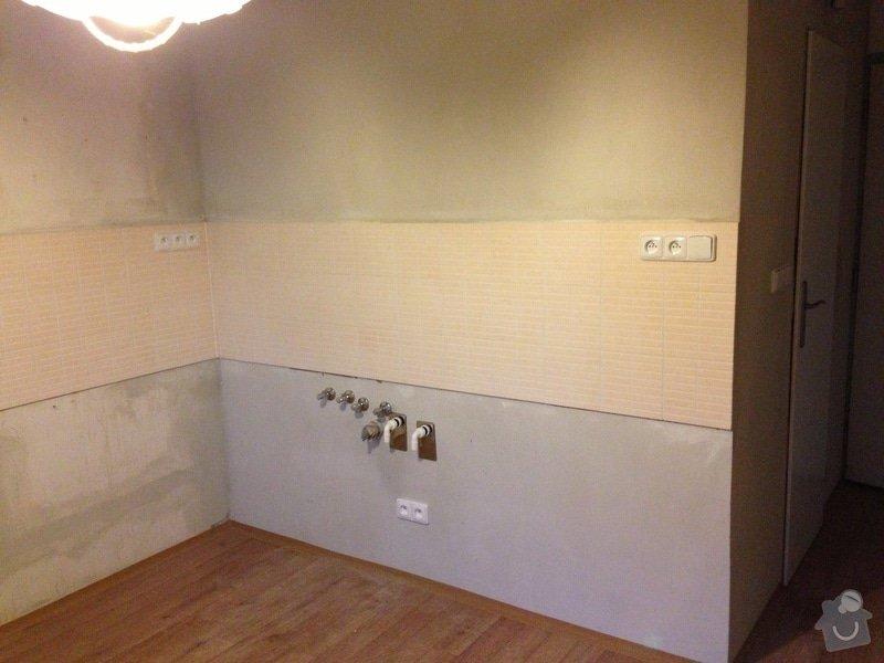 Rekonstrukce bytu 1+1 v Brně, Bystrci: 003a_IMG_0600