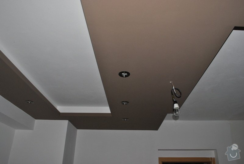 Sádrokartonový podhled - kuchyně: DSC_0001