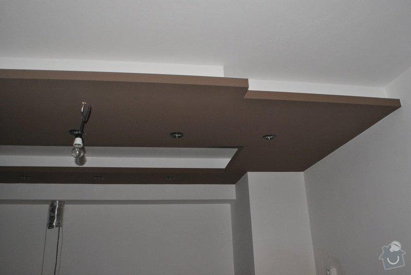 Sádrokartonový podhled - kuchyně: DSC_0002