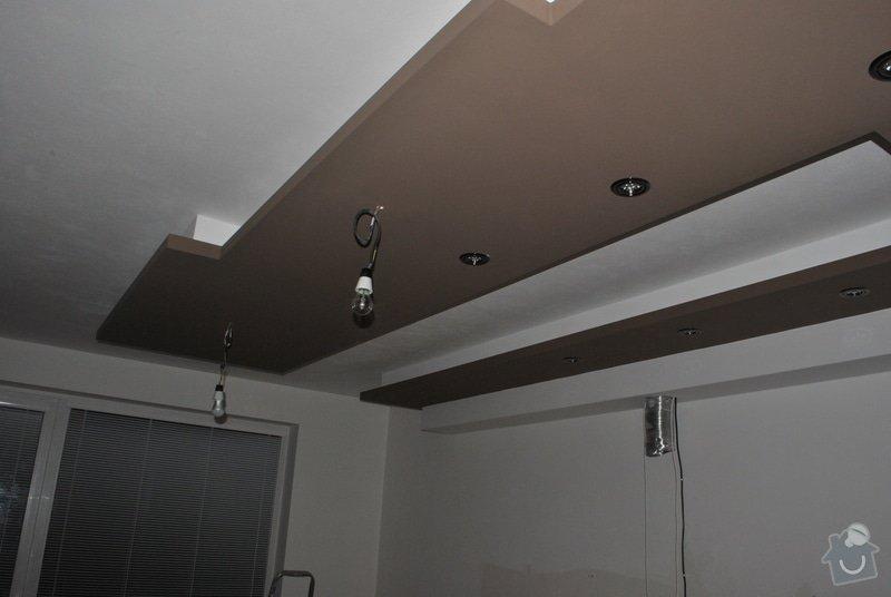 Sádrokartonový podhled - kuchyně: DSC_0007