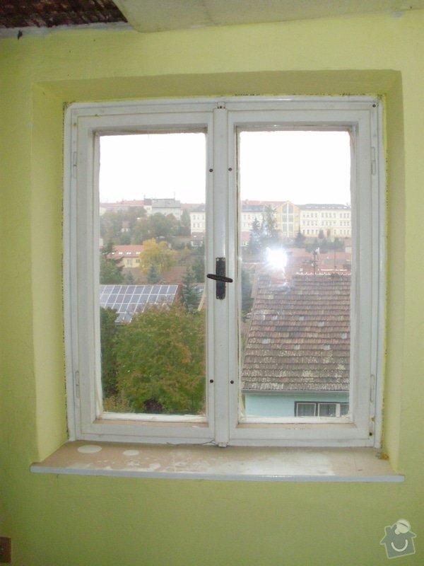 Výměna oken - Rosice: Okno