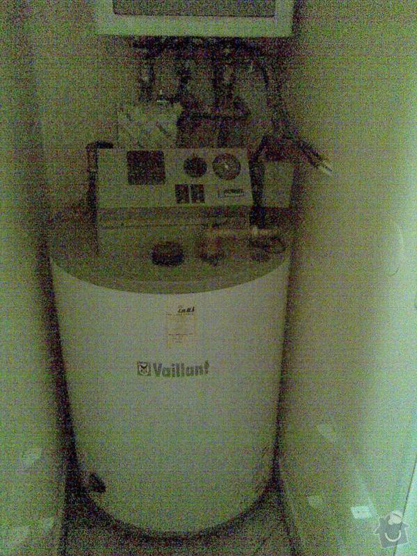 Výměna stávajícího plyn.kotle Vaillant Turbo: Obraz070