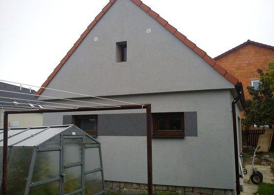 Výstavba garáže
