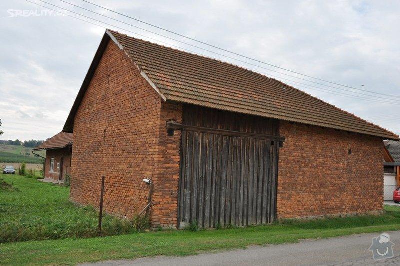 Rekonstrukce obytné části domu: 520b3ac06bf6915b941d0400