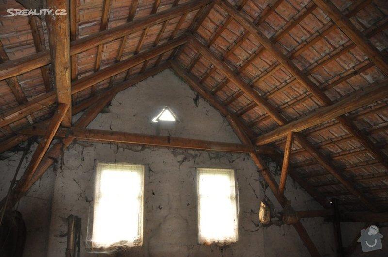 Rekonstrukce obytné části domu: 520b3ae01c4843ec54c90400