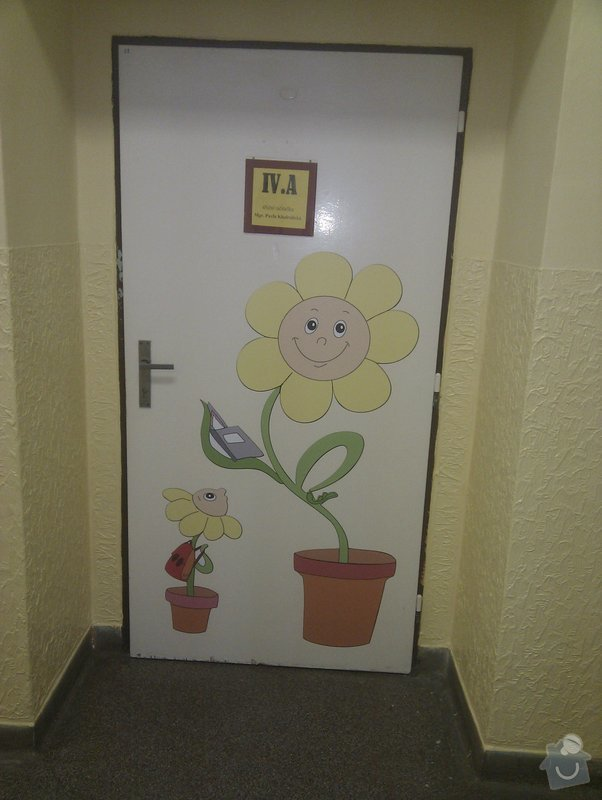 Dekorace dveří v ZŠ: CameraZOOM-20130712161133231