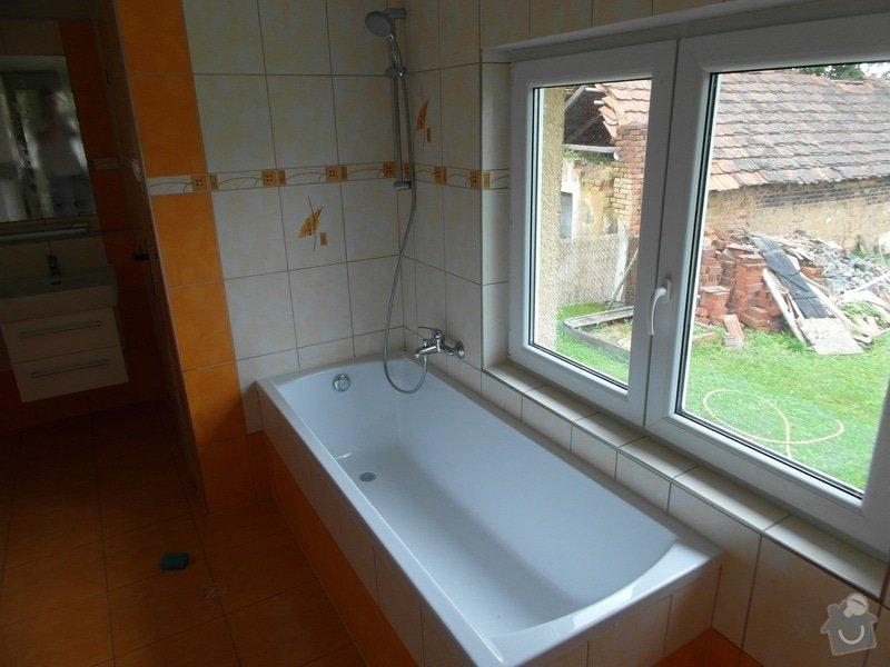 Rekonstrukce koupelny,WC a kuchyně : SAM_0804