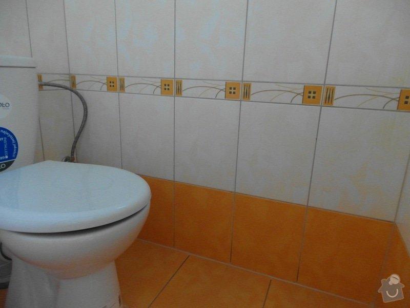 Rekonstrukce koupelny,WC a kuchyně : SAM_0803