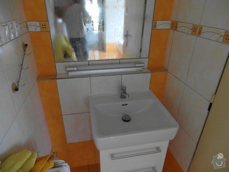 Rekonstrukce koupelny,WC a kuchyně : SAM_0802