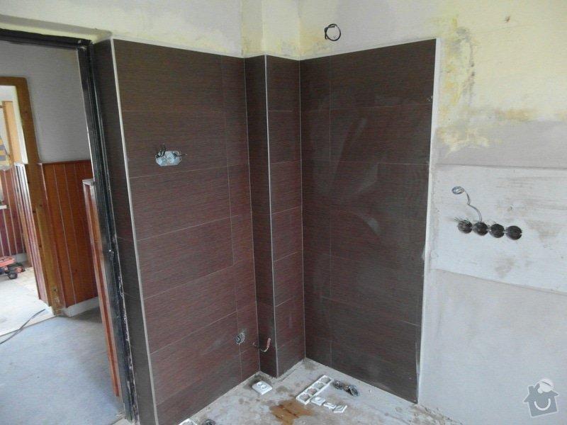 Rekonstrukce koupelny,WC a kuchyně : SAM_0805