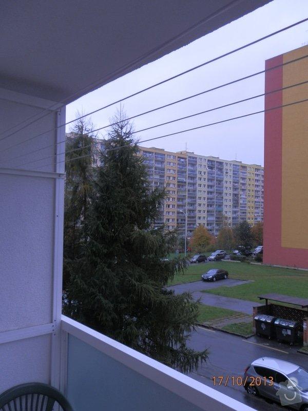 Zasklení balkónu: PA170135
