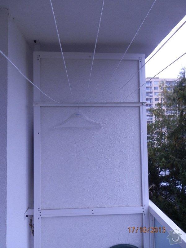 Zasklení balkónu: PA170136