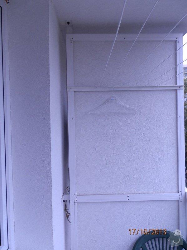 Zasklení balkónu: PA170138