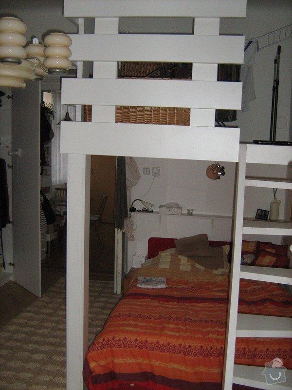 Výroba dřevěného patra a menších kusů nábytku: IMG_0491