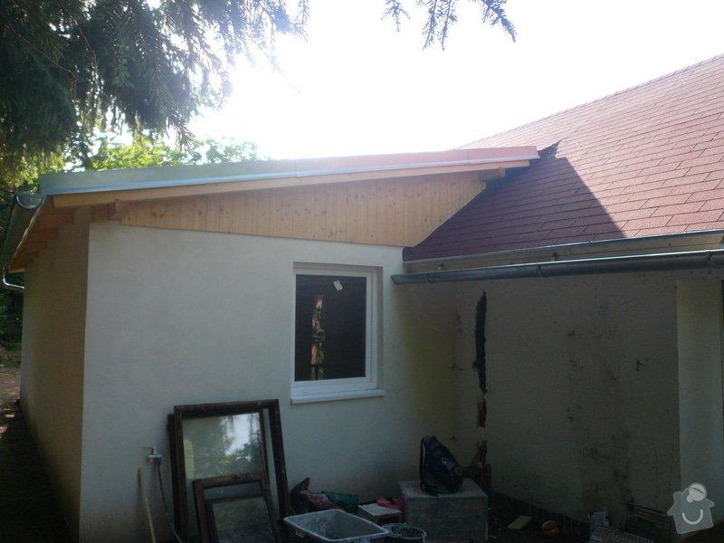Rekonstrukce s přístavbou: 004