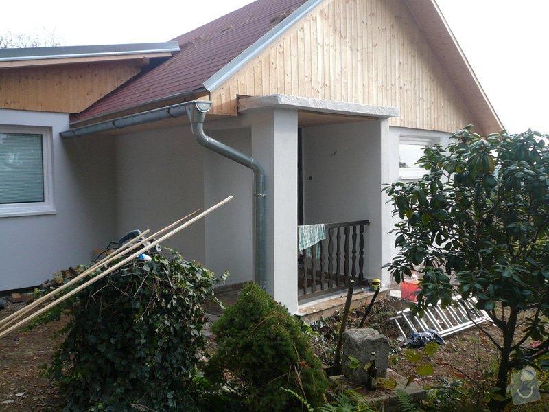 Rekonstrukce s přístavbou: 015