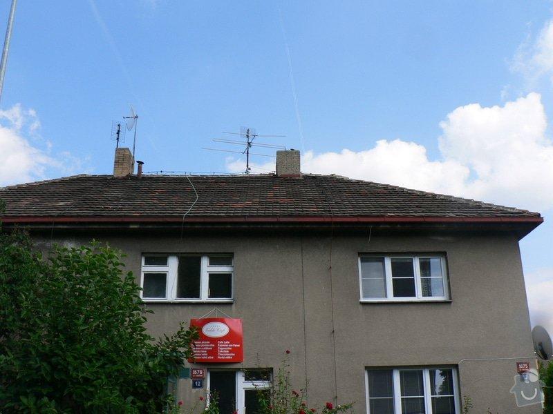 Rekonstrukce střešního pláště na RD ul. Dobročovická: P1140679
