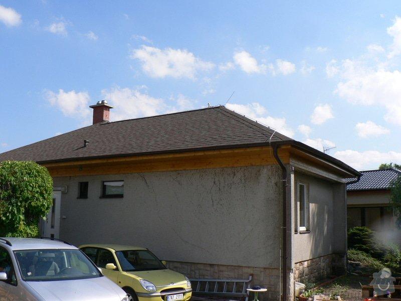 Nová střecha na rovném Okálu: P1130868