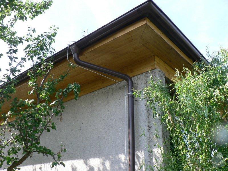 Nová střecha na rovném Okálu: P1130872