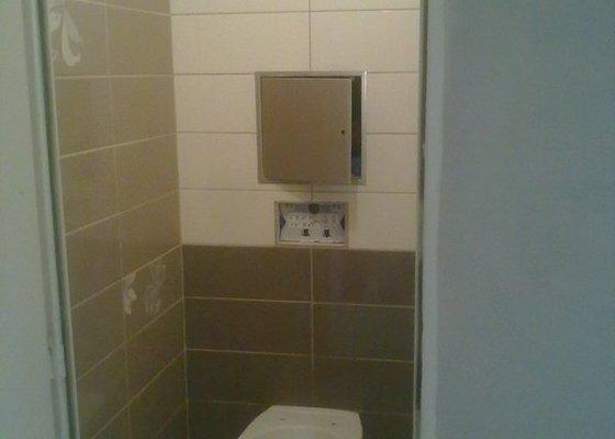 Koupelna,štuky .malování