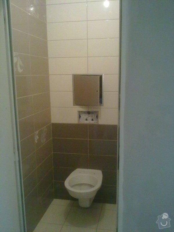 Koupelna,štuky .malování: 29022012880