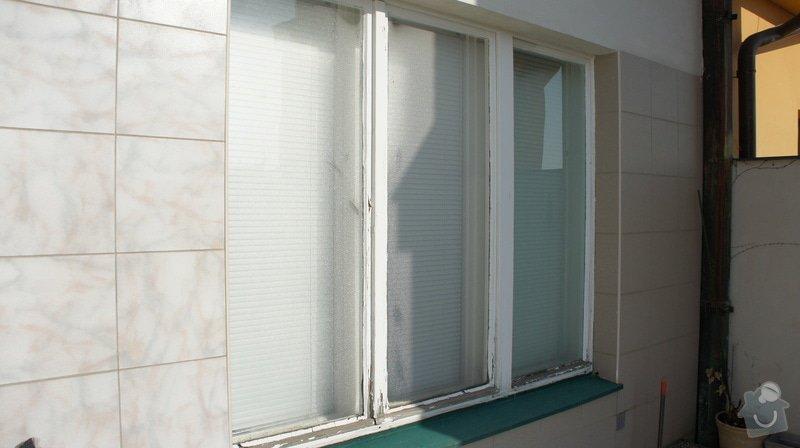 Repase vnějších dřevěných (špaletových) oken: DSC05971
