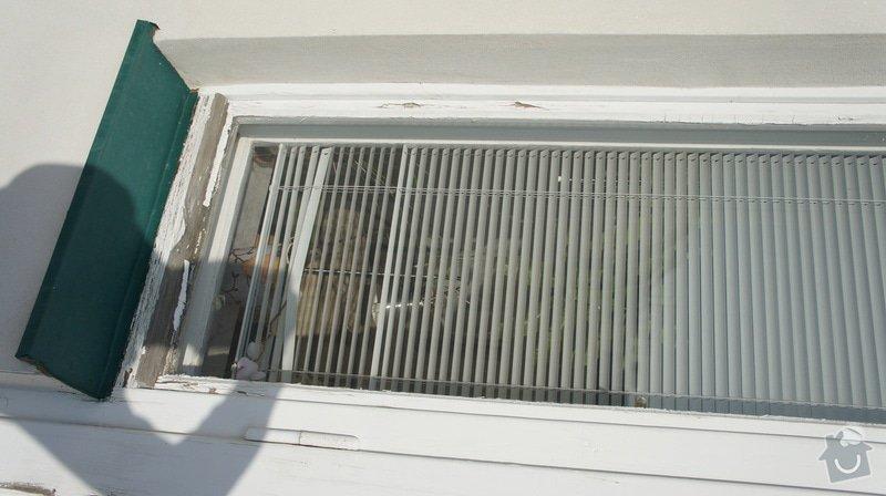 Repase vnějších dřevěných (špaletových) oken: DSC05968