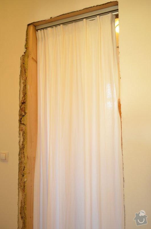 Renovace dřevěných dveří + nátěr: DSC_0134