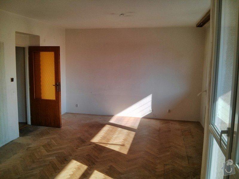 Vymalování bytu 3+1, 72m2: IMG_20131016_120635