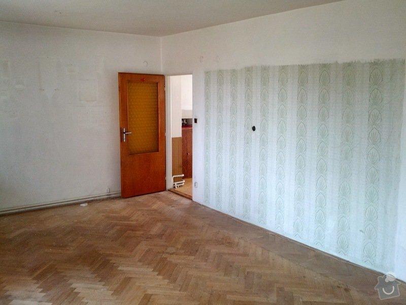 Vymalování bytu 3+1, 72m2: IMG_20131014_134450