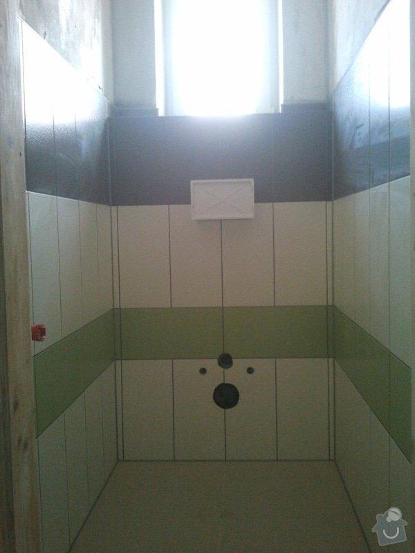 Servis - plynové spotřebiče + instalatérské práce: WC_inst