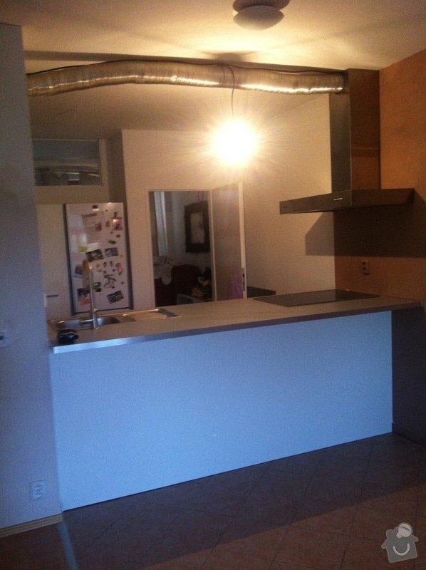 Repas a změna umístění nové kuchynske linky: photo_1_