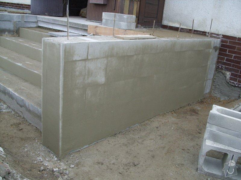 Rekontrukce schodů: SS856933
