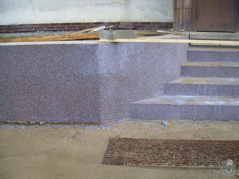 Rekontrukce schodů: SS856943