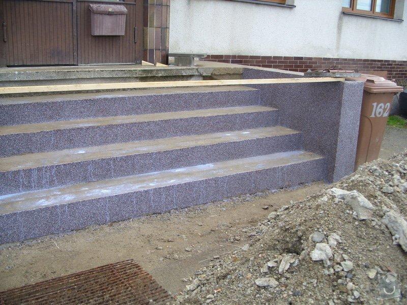 Rekontrukce schodů: SS856944