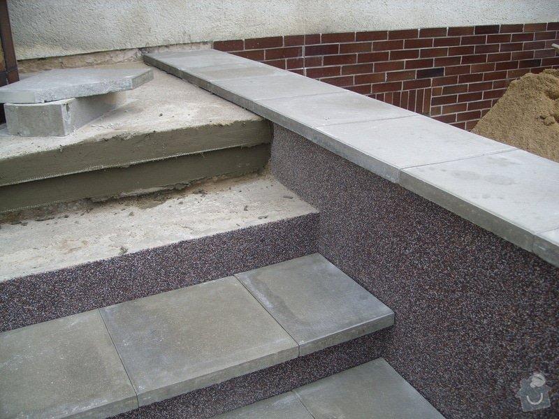 Rekontrukce schodů: SS856949