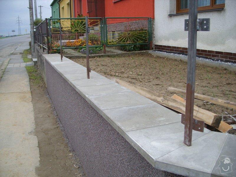 Rekontrukce schodů: SS856953