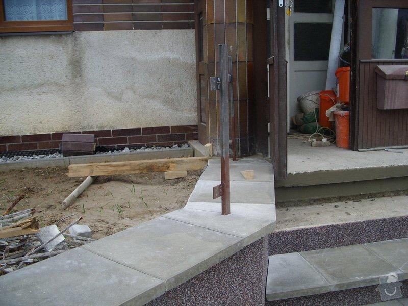 Rekontrukce schodů: SS856954