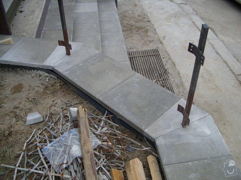 Rekontrukce schodů: SS856956