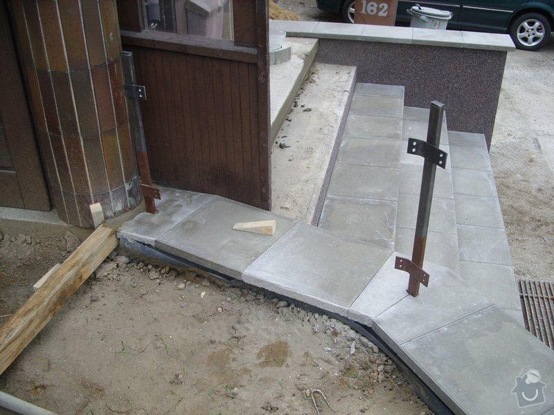 Rekontrukce schodů: SS856957