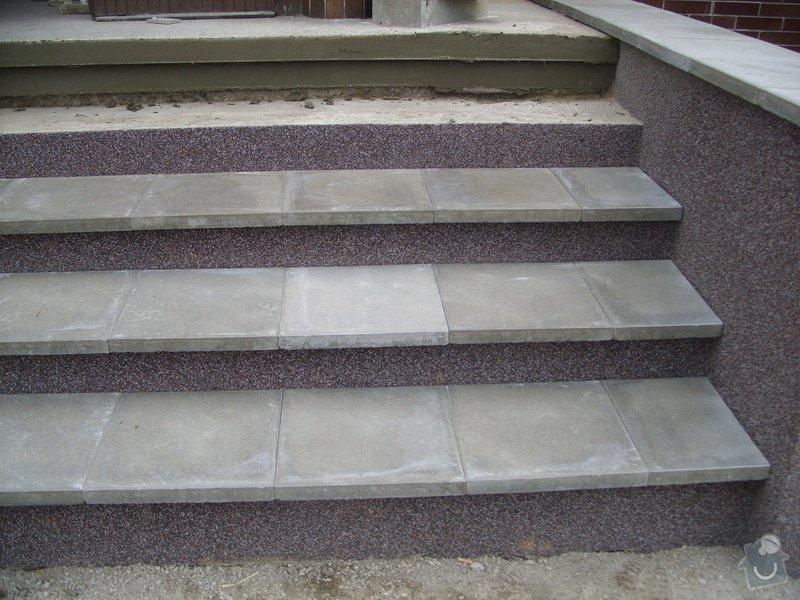 Rekontrukce schodů: SS856958