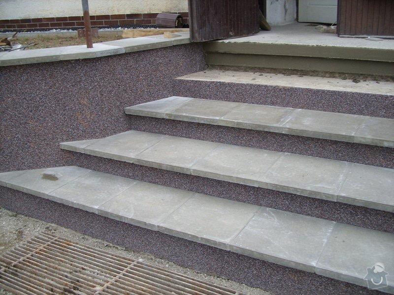 Rekontrukce schodů: SS856959