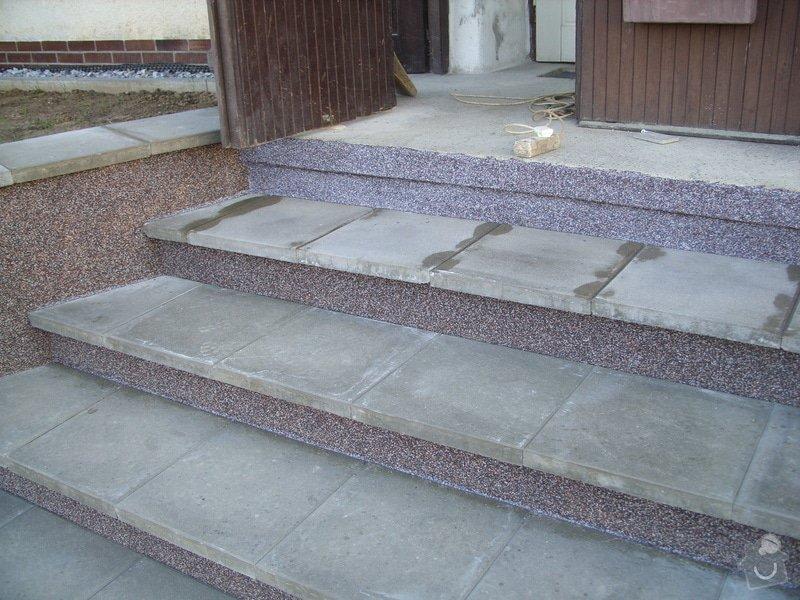 Rekontrukce schodů: SS856962