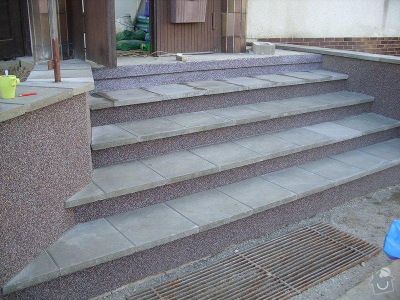 Rekontrukce schodů: SS856963